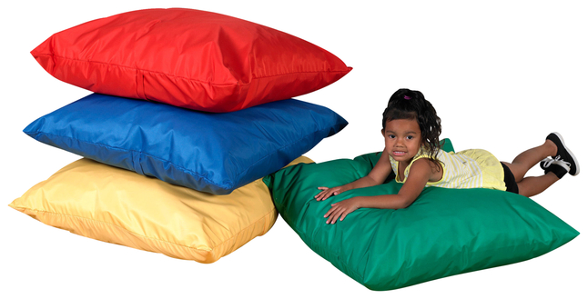 Floor Cushions, Pillows Supplies, Item Number 1468838