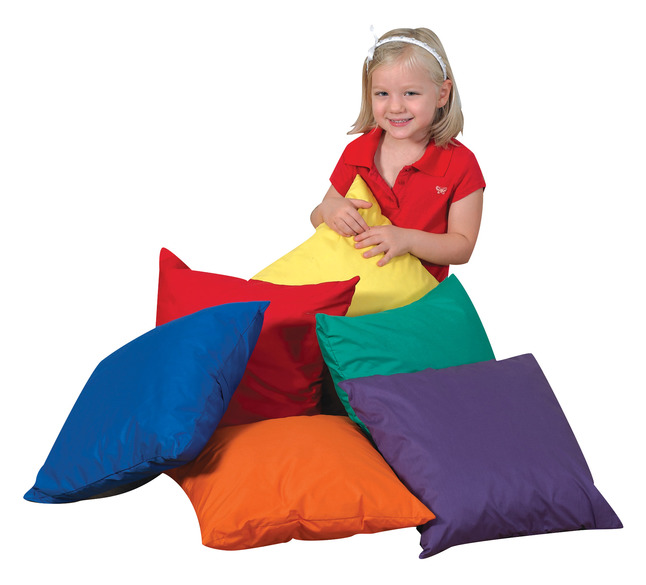 Floor Cushions, Pillows Supplies, Item Number 1468857