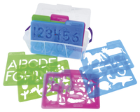 Stencils and Stencil Templates, Item Number 1471445
