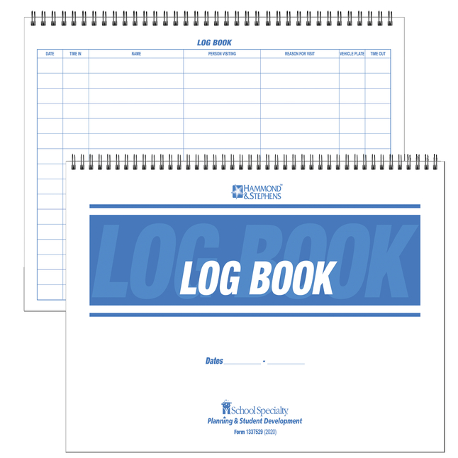 Address Books and Log Books, Item Number 1473652