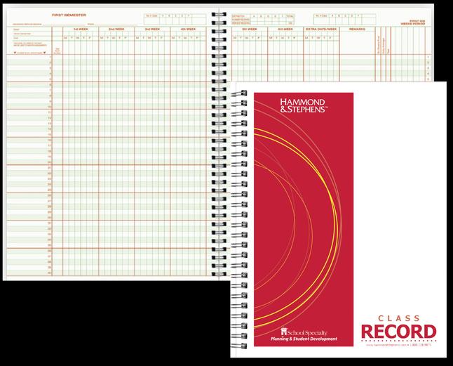 Record Books, Item Number 1473653
