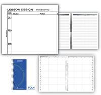 Lesson Plan Books, Item Number 1473697