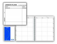 Lesson Plan Books, Item Number 1473699