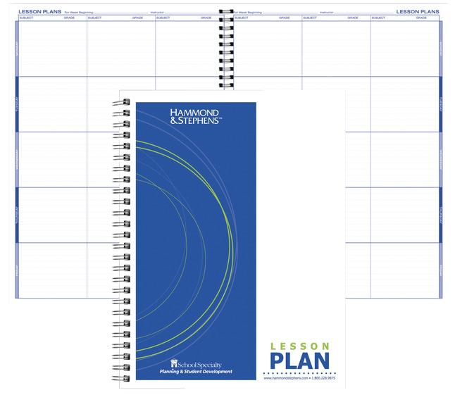 Lesson Plan Books, Item Number 1473702