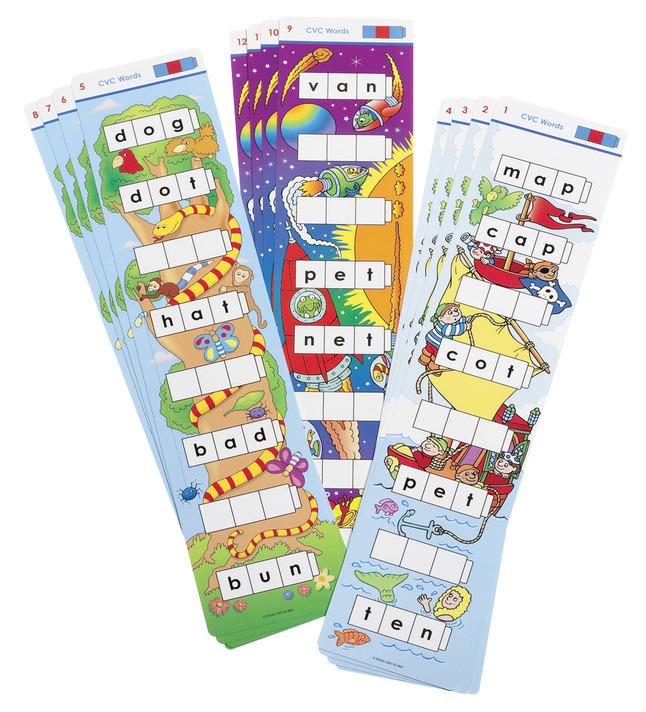 Phonics Games, Activities, Books Supplies, Item Number 1473814