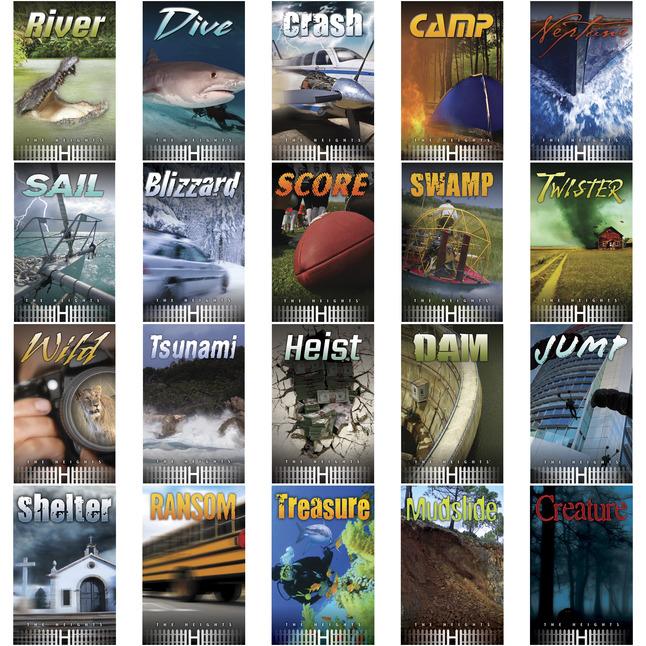Hi-Lo Books, Hi-Lo Reading Supplies, Item Number 1474152