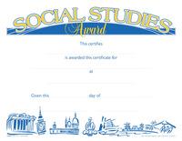 Award Certificates, Item Number 1475497