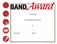 Award Certificates, Item Number 1475498