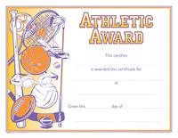 Award Certificates, Item Number 1475504