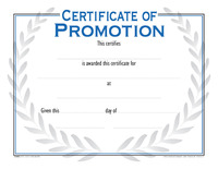 Award Certificates, Item Number 1475506
