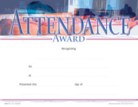 Award Certificates, Item Number 1475510