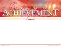 Award Certificates, Item Number 1475523