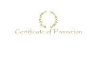 Award Certificates, Item Number 1475539