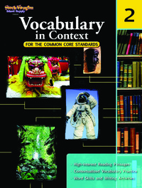 Vocabulary Games, Activities, Books Supplies, Item Number 1479093