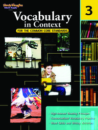 Vocabulary Games, Activities, Books Supplies, Item Number 1479094