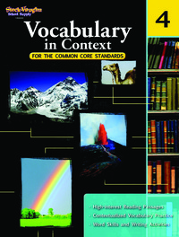 Vocabulary Games, Activities, Books Supplies, Item Number 1479095