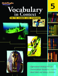 Vocabulary Games, Activities, Books Supplies, Item Number 1479096