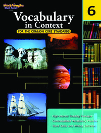 Vocabulary Games, Activities, Books Supplies, Item Number 1479097