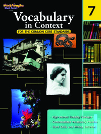 Vocabulary Games, Activities, Books Supplies, Item Number 1479098