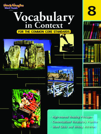 Vocabulary Games, Activities, Books Supplies, Item Number 1479099