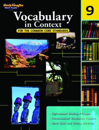 Vocabulary Games, Activities, Books Supplies, Item Number 1479100