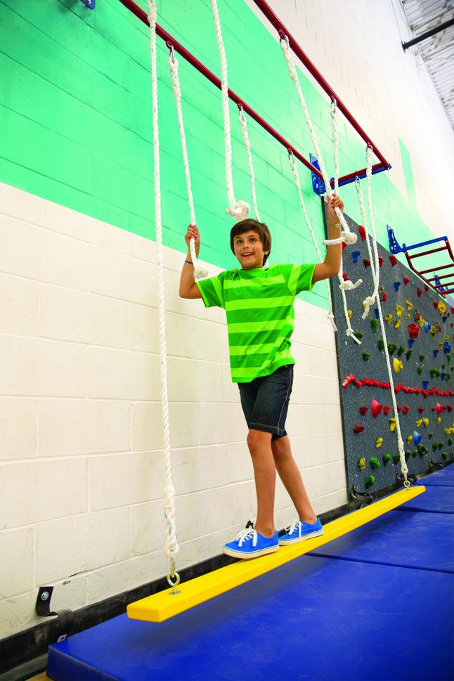 Upper Body Climbing Equipment, Item Number 2041314