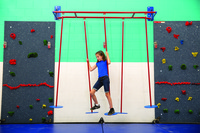 Image for Everlast Safari Jungle Gym Circle Steppers, Complete Package from School Specialty