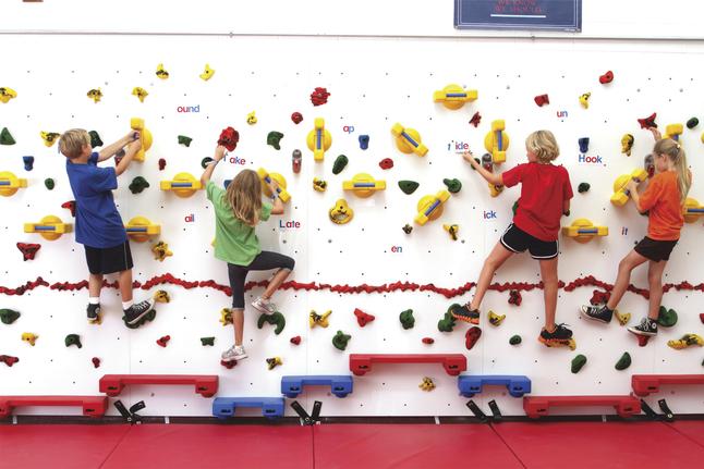 Upper Body Climbing Equipment, Item Number 2041439