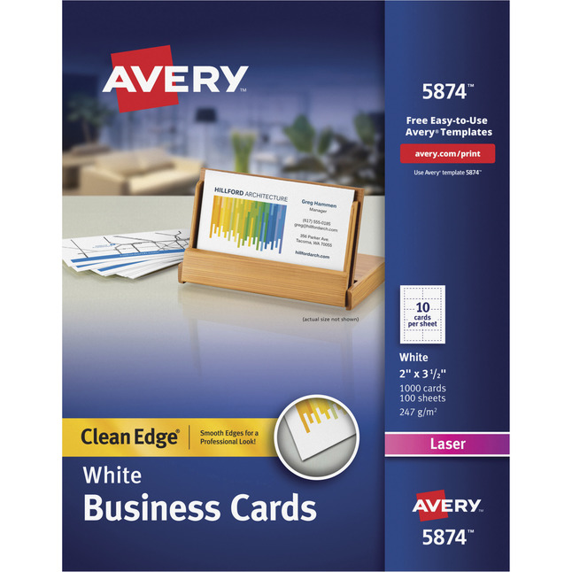 Business Cards, Name Tags, Item Number 1480355