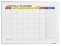 Planner Boards Supplies, Item Number 1480480