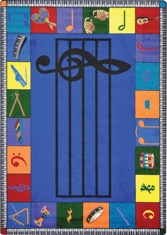 Music Carpets And Rugs Supplies, Item Number 1480797