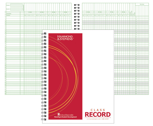 Record Books, Item Number 1481862