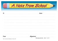 Parent and Teacher Communication Forms, Item Number 1481878