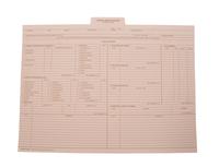 Cumulative Record Folders, Item Number 1481895