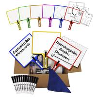 Dry Erase Response Paddles, Item Number 1482505