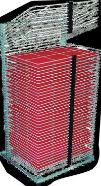 Art Storage Racks, Kids Art Storage, Art Storage and Art Shelves Supplies, Item Number 1489074