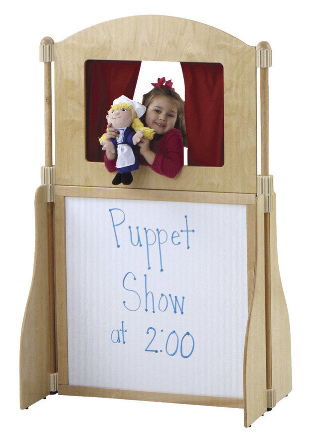 Dramatic Role Play Puppet Theaters Supplies, Item Number 1492390