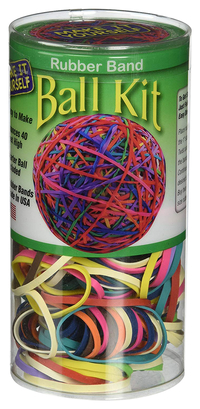 Image for Band Buddies Make It Yourself Rubber Band Ball Kit from School Specialty