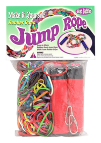 Image for Band Buddies Make It Yourself Rubber Band Jump Rope Kit from School Specialty