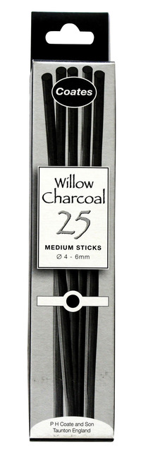Drawing Supplies, Drawing Charcoal, Item Number 1494344