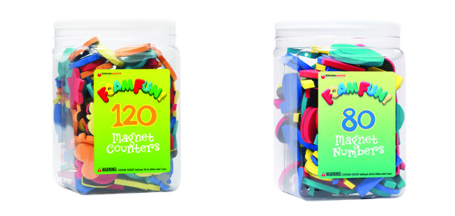 Counting Games, Counting Activities Supplies, Item Number 1495154
