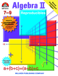 Algebra Books, Algebra Supplies, Item Number 1495311