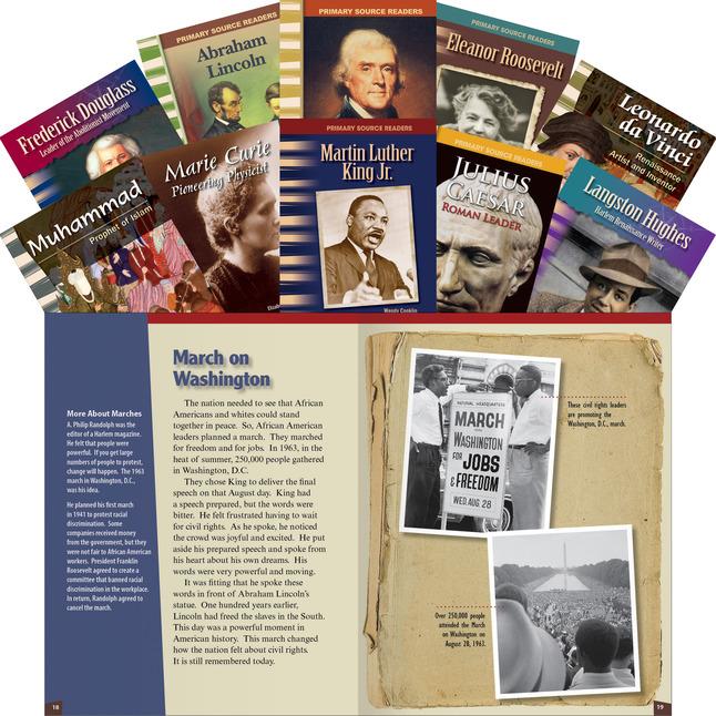 Social Studies Activities, Resources Supplies, Item Number 1495880