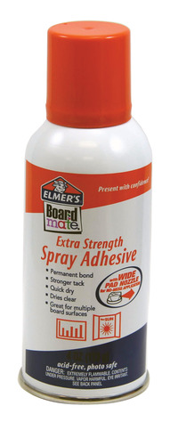 Spray Adhesive, Item Number 1496035