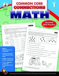 Common Core Math Books, Bundles, Common Core Math, Math Bundles Supplies, Item Number 1497354