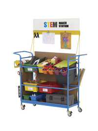 Storage Cart, Item Number 1498246