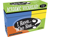 Vocabulary Games, Activities, Books Supplies, Item Number 1498846