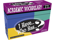 Vocabulary Games, Activities, Books Supplies, Item Number 1498849