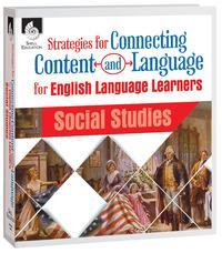 Social Studies Strategies, Social Studies Cirriculum, Social Studies Instruction Supplies, Item Number 1498920