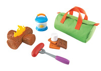 Learning Resources New Sprouts Camp Out! Set, 10 Pieces Item Number 1499071